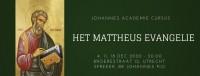 Cursus Het Mattheus Evangelie