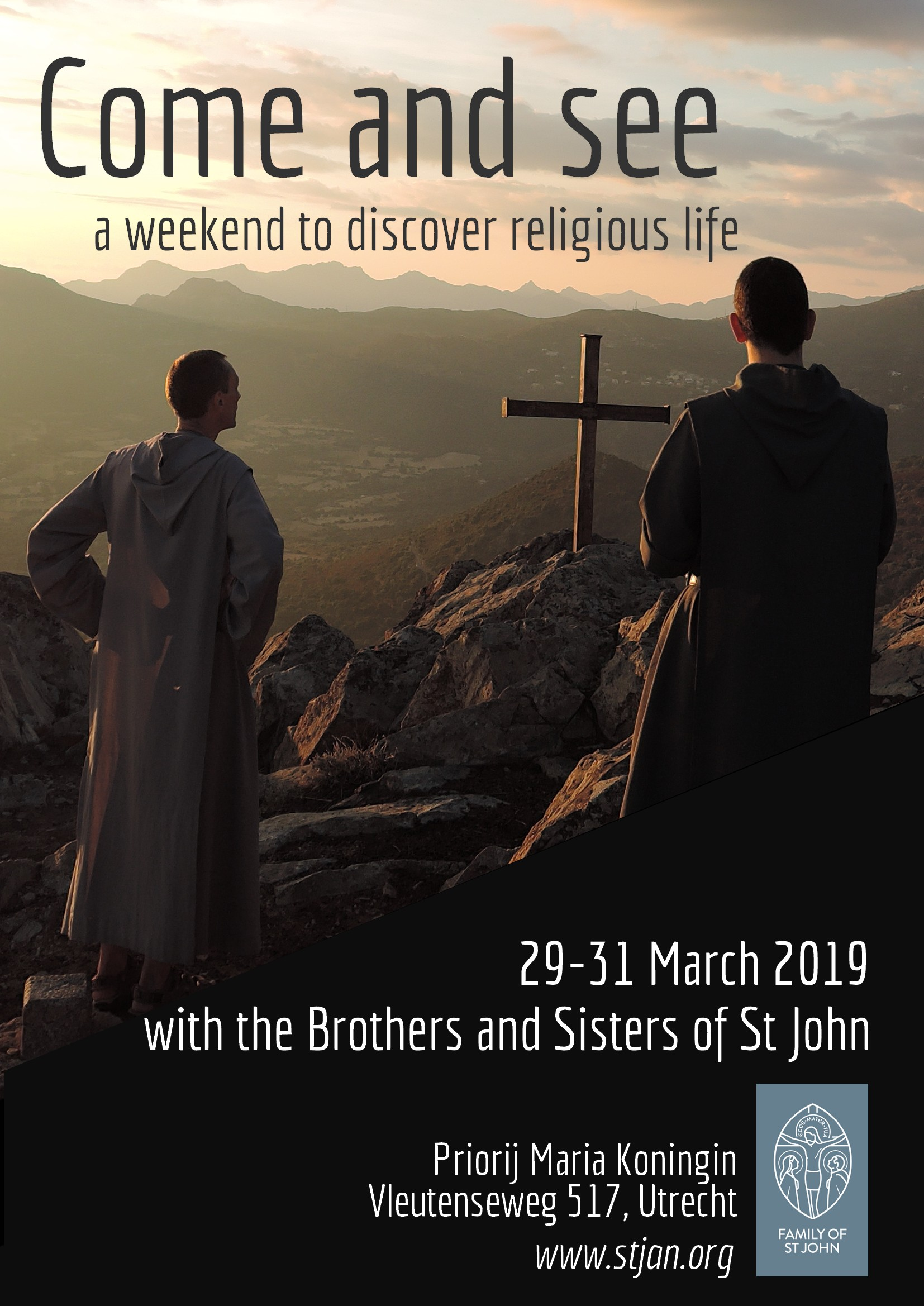 Vocations weekend 2019